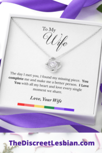 necklace for lesbian wife